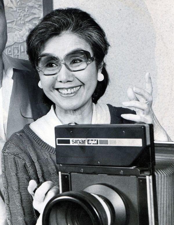 47都道府県「おらが村の女偉人伝」徳島県・立木香都子/歴史的写真館を切り盛り