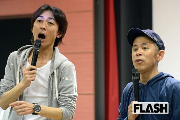 岡村隆史、芸人全員ダウンタウン病で「見たらアカンと思っていた」