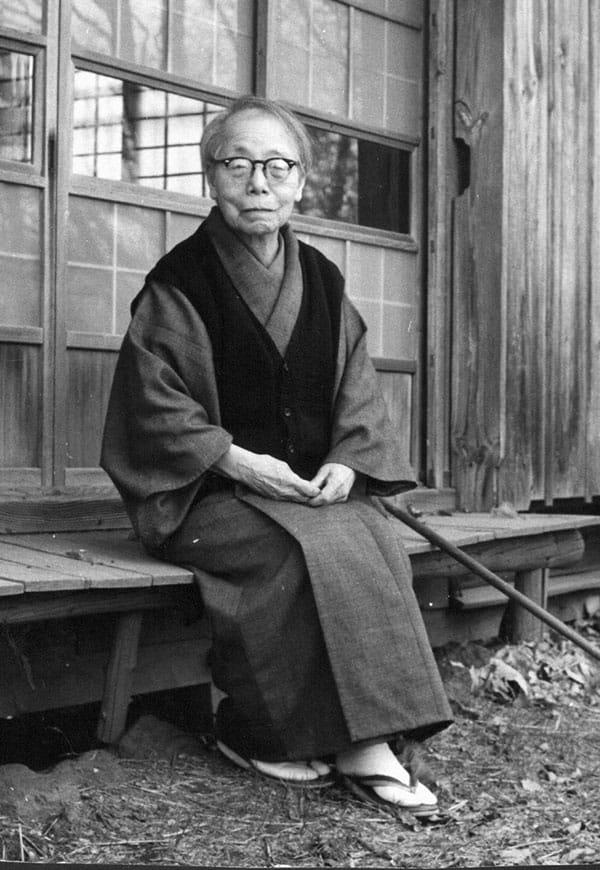 47都道府県「おらが村の女偉人伝」大分県・野上弥生子/99歳まで書き続けた夏目漱石の弟子