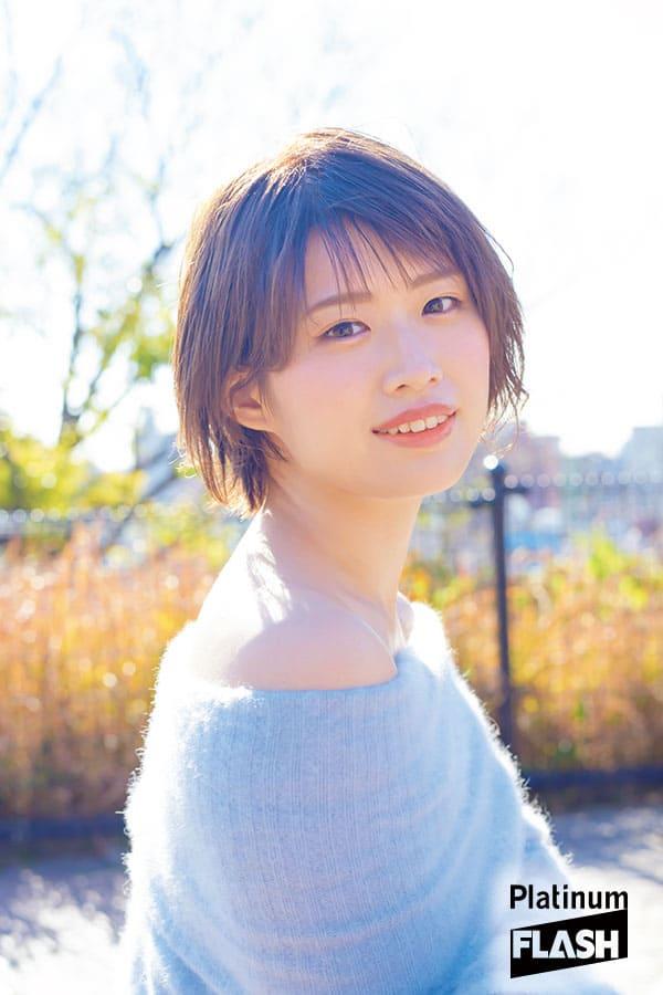 AKB48 佐藤朱「AKB48 e運動会」MVPのご褒美は大人の色香満点!