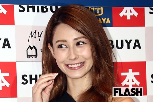 ダレノガレ明美、間宮祥太朗にピンチを救われ「リアル少女漫画」との声