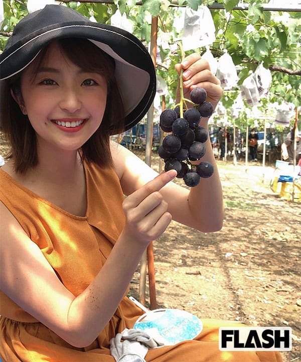 あいテレビ「河野未来アナ」愛媛で人気No.1…産休発表に「結婚してた?」の声