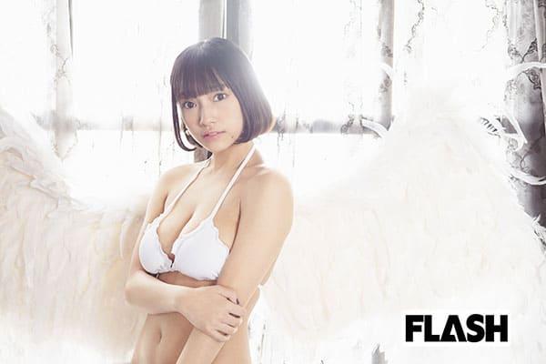 Dolly Kiss 天使もも「バズった水着は2千円」