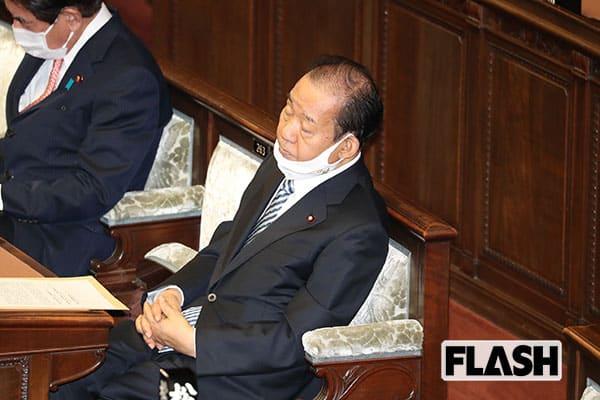 """自民・二階幹事長、党内「二階おろし」が始動…首謀者は""""SHKトリオ""""どうする菅総理?"""