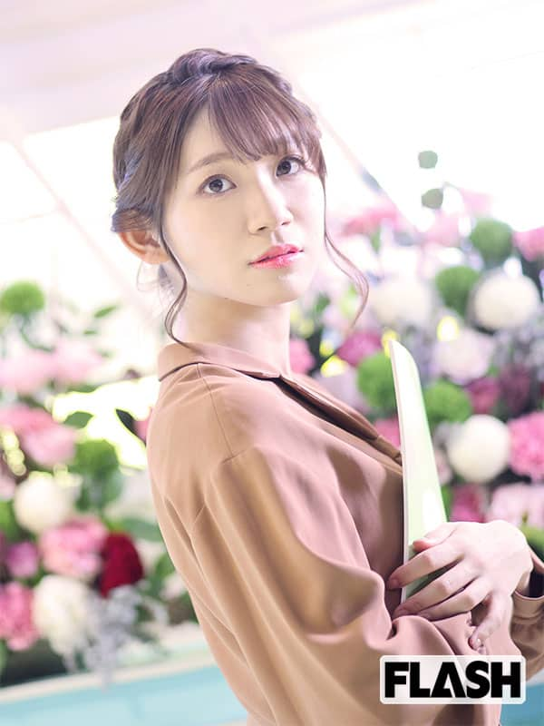 FBS「小林茉里奈アナ」福岡・佐賀で人気NO.1…元AKBでも「芸能人には緊張します」