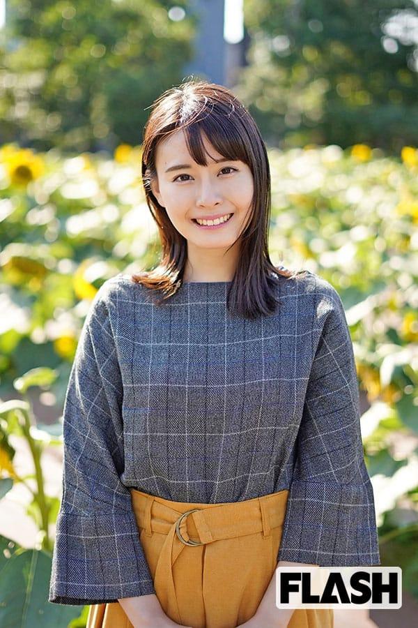 メ~テレ「望木聡子アナ」中京地区で人気NO.1…歌手デビューして持ち歌2曲