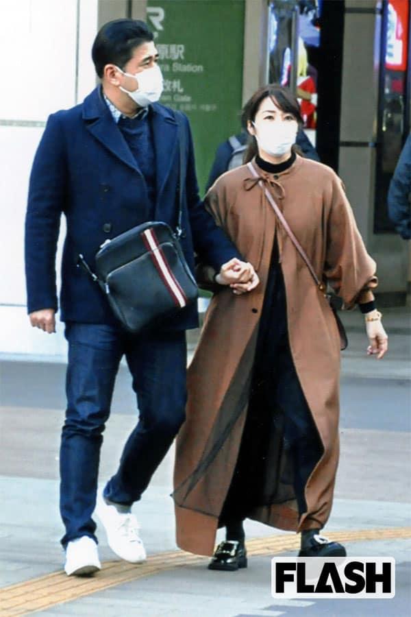 フリーアナ垣花正、美人声優の妻と「頭をこっつんこ」ほんとに恐妻家?