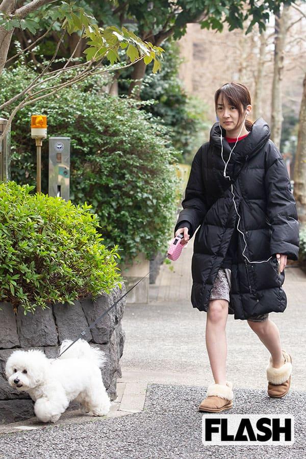 高梨臨の「セレブわんこ」推定価格は40万円…モフモフなのに抜け毛が少ない!