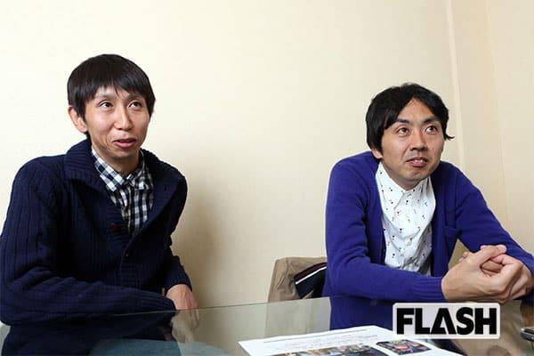 アンガ山根、田中卓志が「すごい攻撃的になった」理由を説明