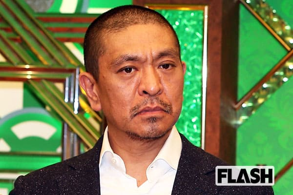 今田耕司、松本人志の激怒を見た…5分前の連絡で「赤鬼みたいに」