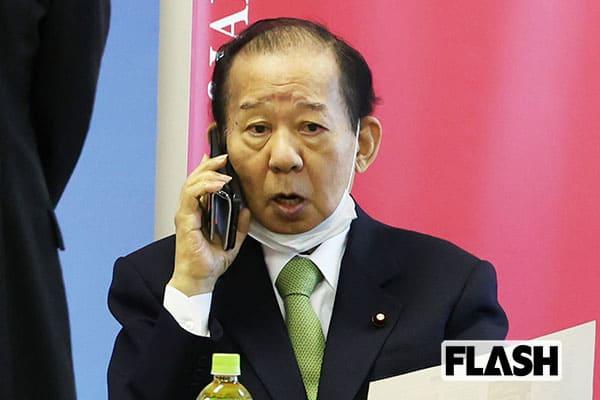 """自民・二階幹事長「二度寝の寝坊」で欠席した福島沖地震 """"言い出しっぺ"""" 緊急役員会"""