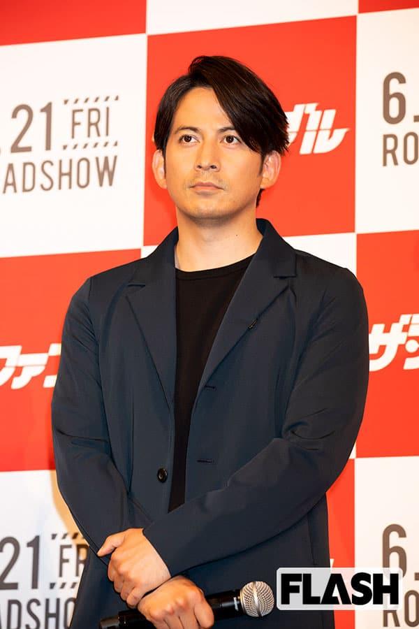 岡田准一 、上京して「3年間そば」「オーバーオール1着」生活