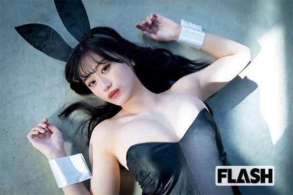 NMB48上西怜 Honey , Bunny