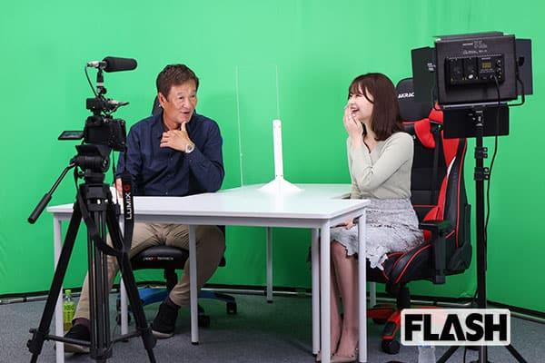 片岡篤史、元プロ野球YouTuberが明かす「No.1バズり動画」310万再生回のゲストは?