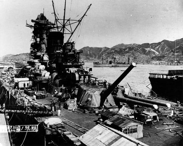 【4月7日の話】戦艦大和が沈没…戦後の重工業の礎になった世界最大の巨艦
