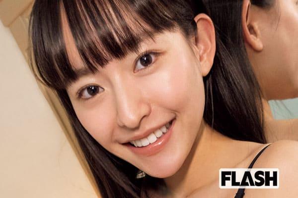 高崎かなみ、本誌記者と行く女2人旅で地元・横須賀へ「緑のおじさんが小さく感じる!」