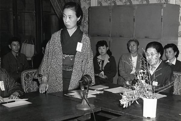 さだまさしが愛を捧げた!【4月10日の話】日本初の女性代議士が誕生
