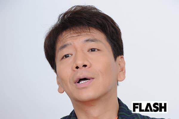 上田晋也の「いまだに許せない話」警察に職質を受け、捨て台詞