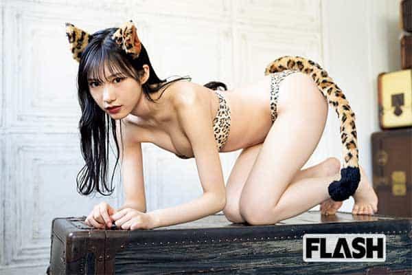 横野すみれ「刺激的Leopard!」