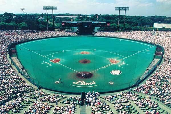【4月14日の話】ライオンズ黄金期を支えた西武球場が完成…当時の前衛的なアイデアとは