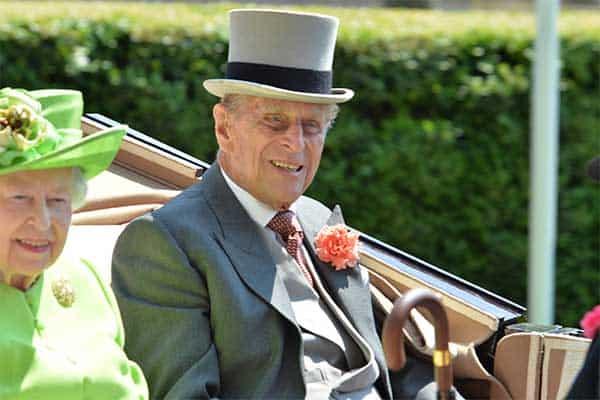 """亡くなった英国フィリップ殿下、日本の """"敗戦の瞬間"""" を目撃していた"""
