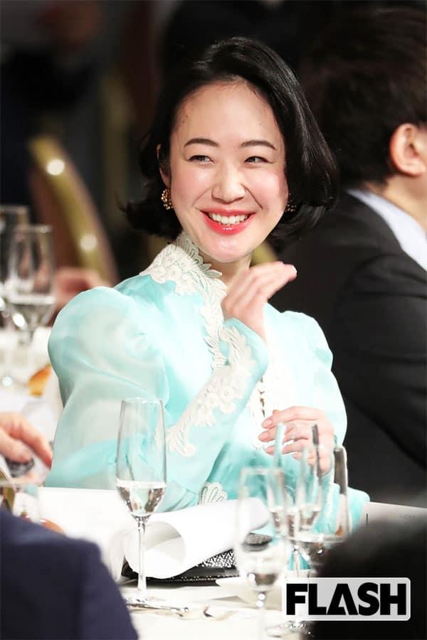 ●黒木 華(31) 「関西出身でお笑い好き。お酒とカラオケも好きという、意外な一面が多い女優です」(スポーツ紙記者)