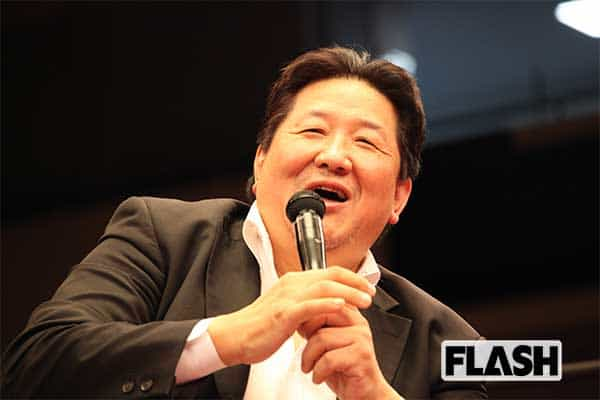 前田日明が明かした旅館破壊事件「猪木さん、つぶしちゃおうぜ」