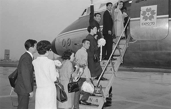 「新婚旅行」の変遷史…明治に誕生し、1960年代は宮崎がブームに/5月3日の話