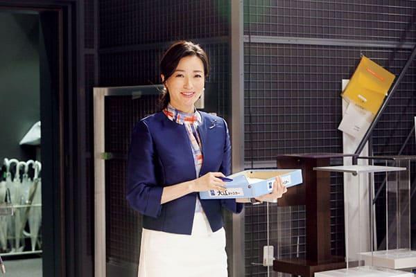 大江麻理子キャスターの笑顔が『WBS』の結束力を物語る