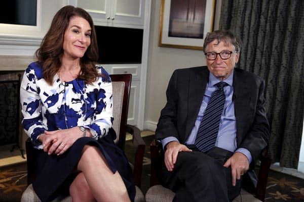"""財産分与は7兆円…ビル・ゲイツを """"尻に敷いてきた"""" 妻メリンダのパワフル人生"""