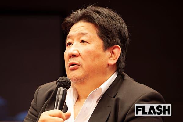 前田日明、高田延彦の秘話明かす「松田聖子好き」「相撲部屋で稽古」