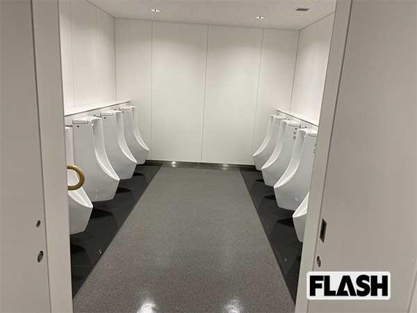 東京五輪メイン会場、国立競技場の観客用トイレには温水洗浄便座がついてない!