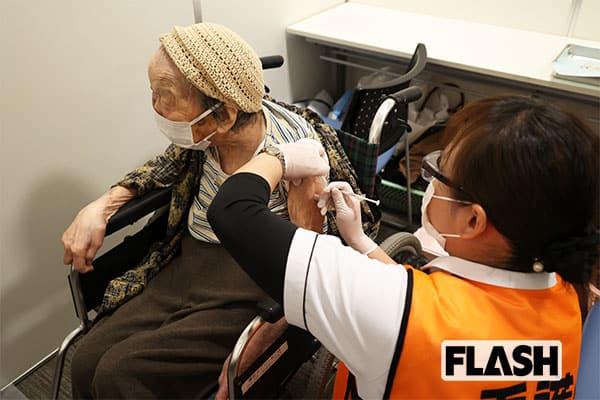 新型コロナ「ワクチン接種現場」に密着…人口23万人に対し届いたのは485人分、50代は来年まで無理!