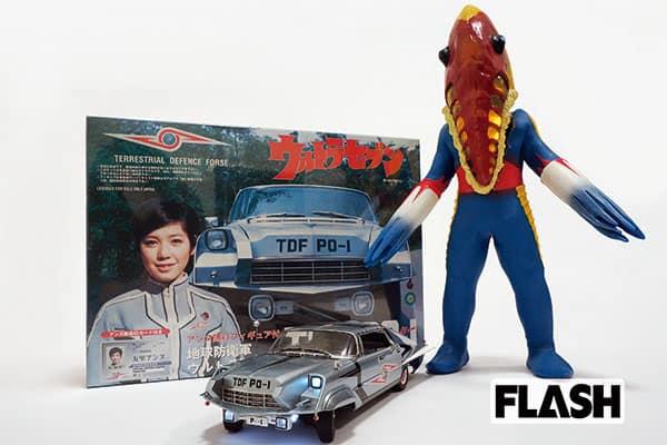 【昭和郷愁館】『ウルトラセブン』玩具をプロが制作「メトロン星人&ポインター」の総額は?