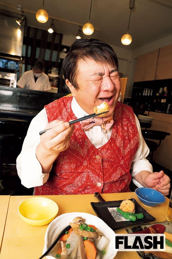"""彦摩呂「料理が人生を潤してくれる」食レポの原点は """"おかんの料理"""""""