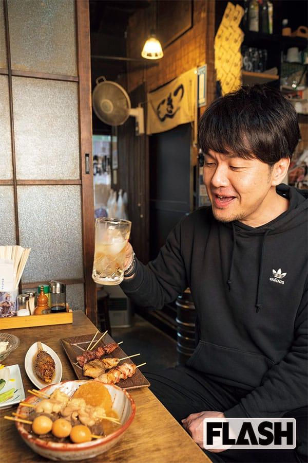 土田晃之、ひな壇芸人としての自分を語る。「人生には2回チャンスが来る」