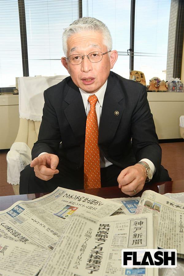 """あの """"暴言"""" 明石市長が吉村・菅・河野3バカトリオに直言「私は医師会をこうして従わせた」"""