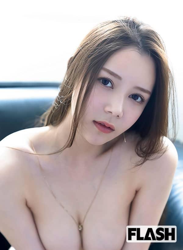 白峰ミウ「身長170cmモデル級グラドルの 恋活ヘアヌード」