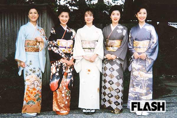 【坂本冬美のモゴモゴモゴ】阪神・淡路大震災の復興を願った『心の糸』5人だからできたこと