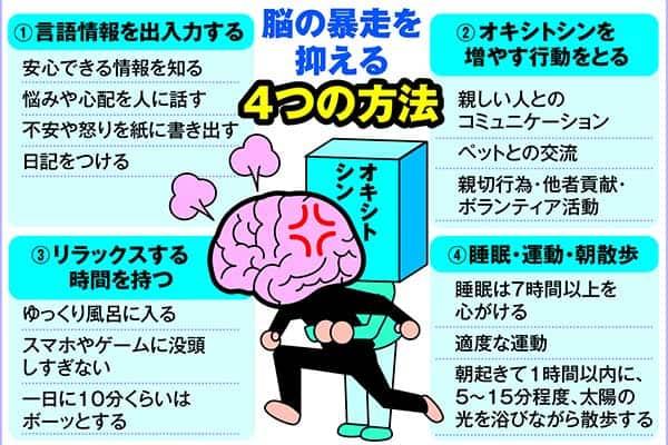 樺沢紫苑の「読む!エナジードリンク」日本人が凶暴化してきた脳科学的な理由とは