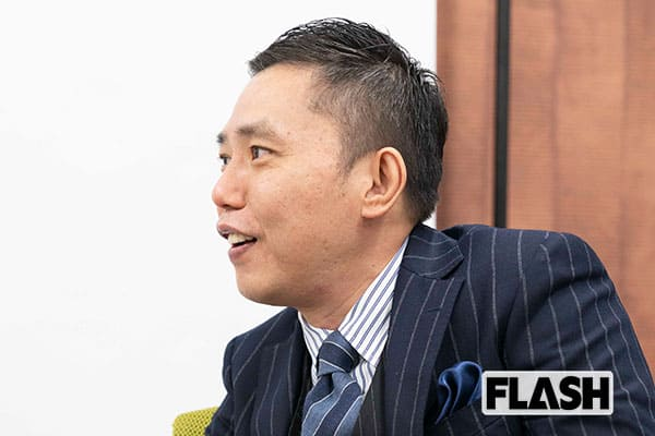 太田光、DAIGO・北川景子結婚式で「S・E・X」とDAI語スピーチ…会場は「シーン」
