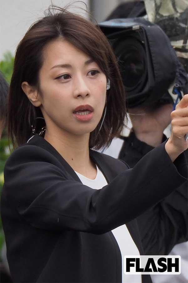加藤綾子「電撃婚」の裏に見え隠れする「フジ女子アナステマ騒動」
