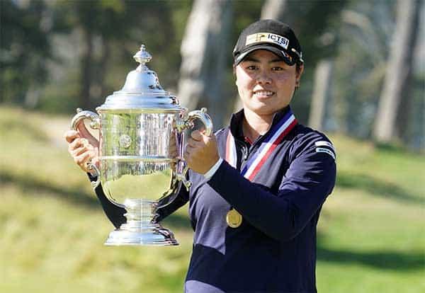 笹生優花、石川遼も絶賛するスイングを生んだ父の「ゴルフ版・巨人の星」過酷練習