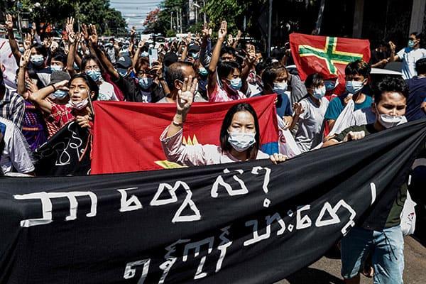 """「日本はすでに """"言論統制下"""" に」ミャンマーで拘束された北角裕樹さん、望月衣塑子さんが緊急警鐘"""