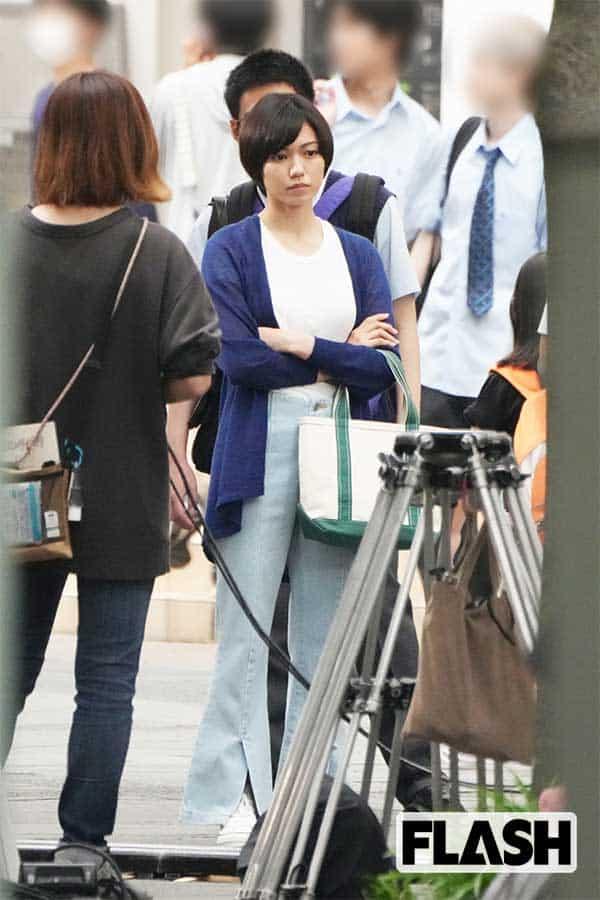 二階堂ふみ「原作ヒロインそっくり!」単独初主演ドラマ『プロミス・シンデレラ』に気合十分