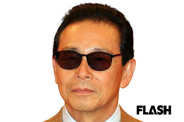 タモリ、ふだんはサラサラヘアで「誰だかわからない」と加藤浩次