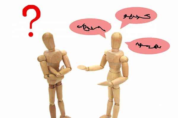 【頭の体操】通訳は難しい…言葉の壁を越えられるか