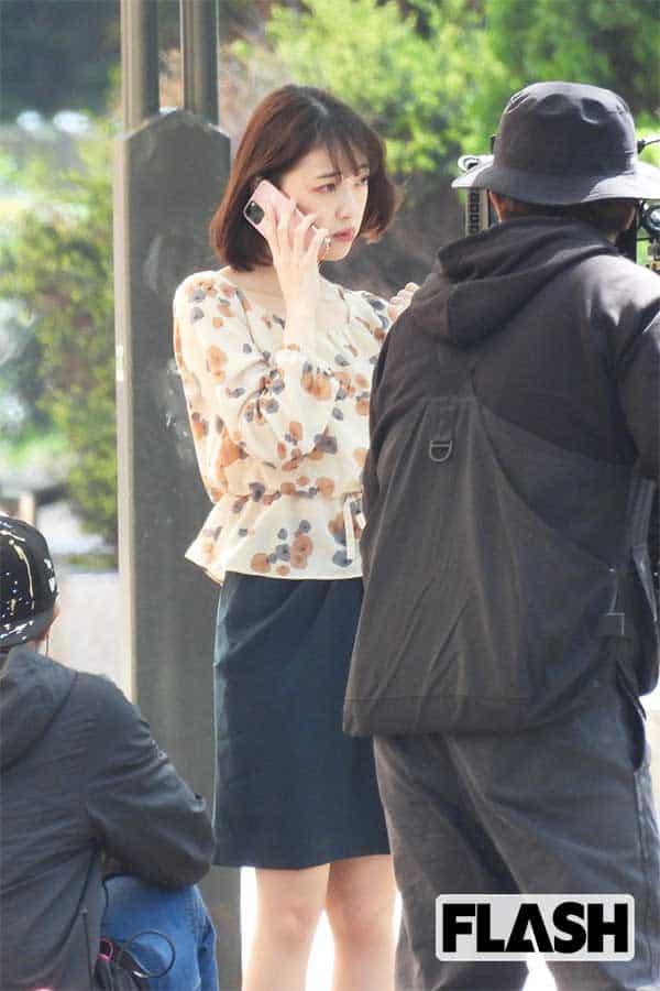 堀未央奈、不倫悪女役に「おもしろそう!」…現場では迫真の演技