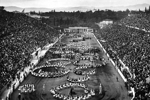 なぜオリンピックは4年に一度の開催なのか…IOCの誕生/6月24日の話