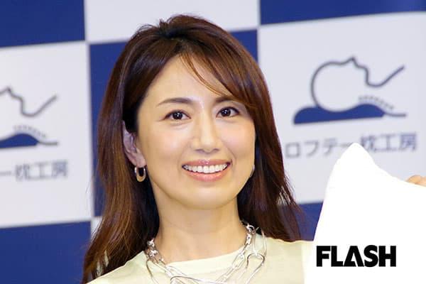 東原亜希、妻として井上康生を支える「子供と家庭のことは心配せずに」